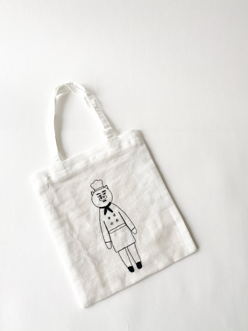 Sennokoto Small Embroidery Bag