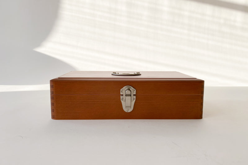 Toga Wood Desk Tools Box