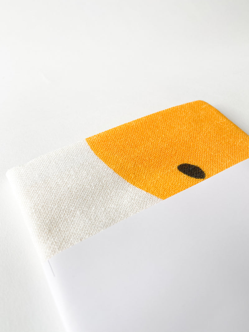 Mitsou Japanese TENUGUI Towel - Lemon
