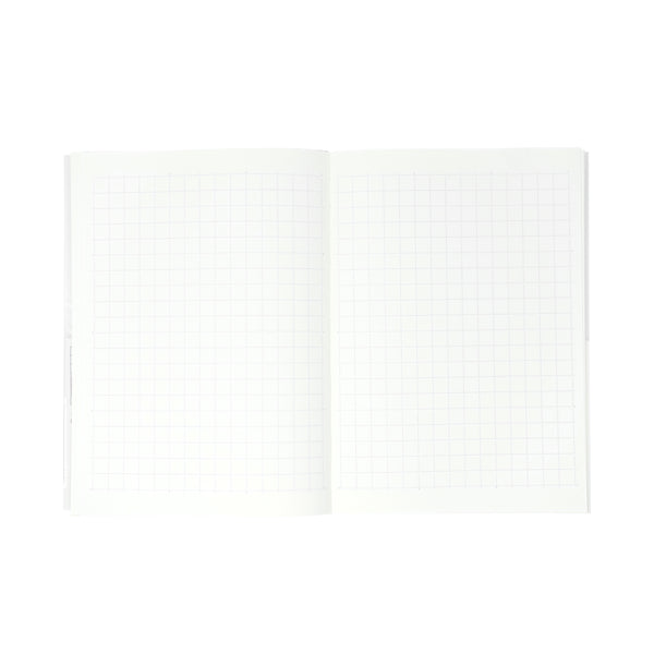 MD Notebook A5 Oversized Grid