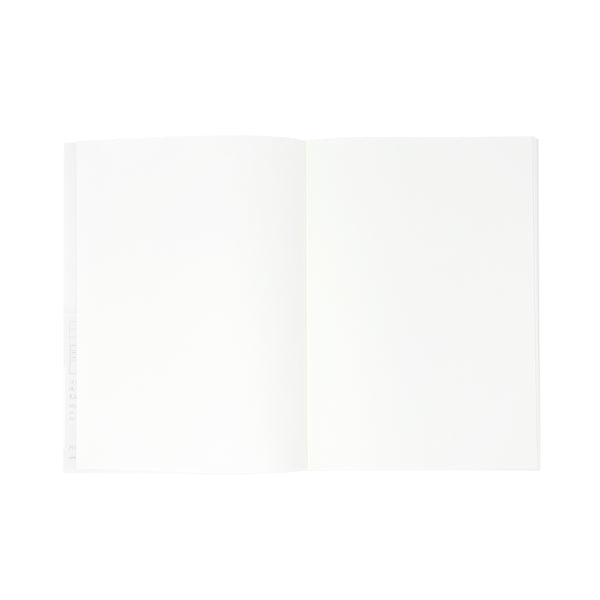 MD Notebook A5 White Grid