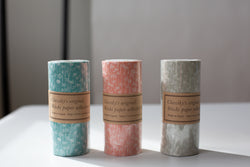 Small Flower Washi Tape - 8 Piece Pack