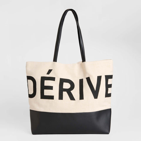 Lee Coren Typographic Tote Bag