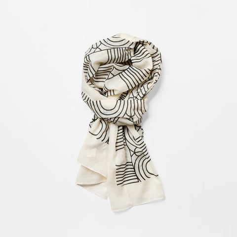 Lee Coren Arches Cotton Scarf