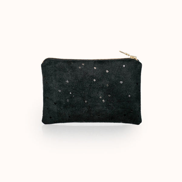 Zipper pouch, Small makeup bag, Gift for her by Lee Coren