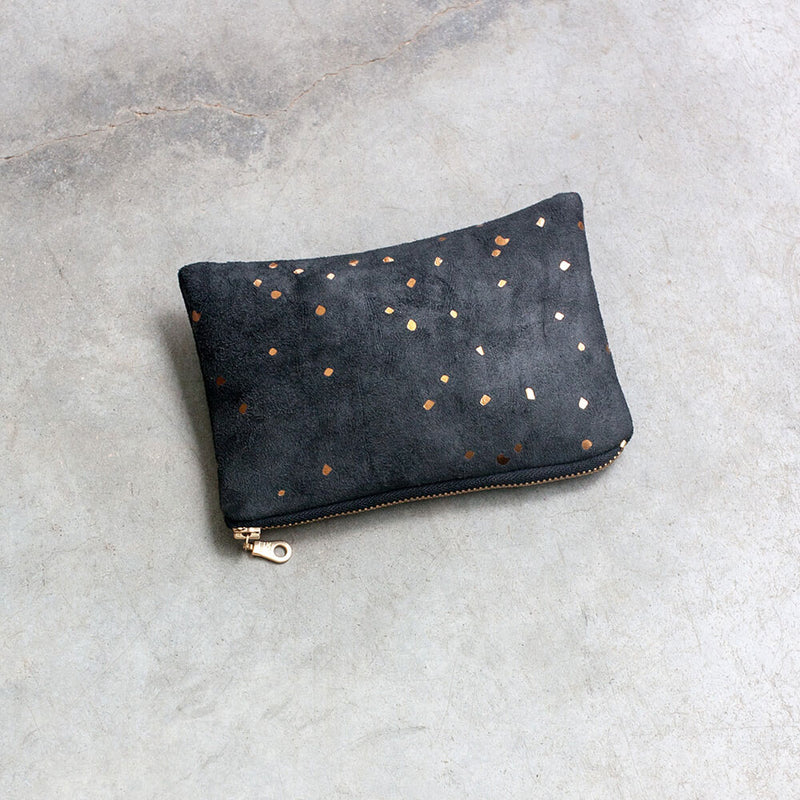 Small Makeup bag, Gift for her by Lee Coren