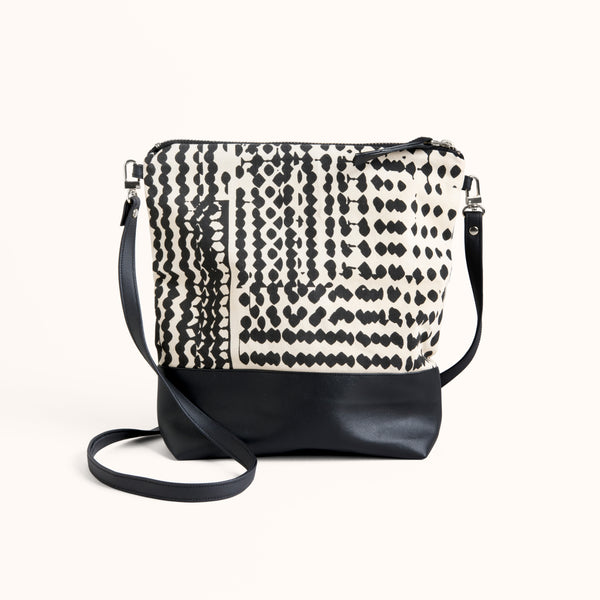Everything Crossbody Bag & Clutch by Lee Coren | Sac Vegan | Handmade Ethically