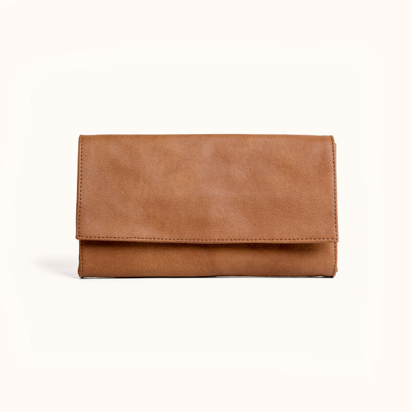Women's vegan leather wallet by Lee Coren