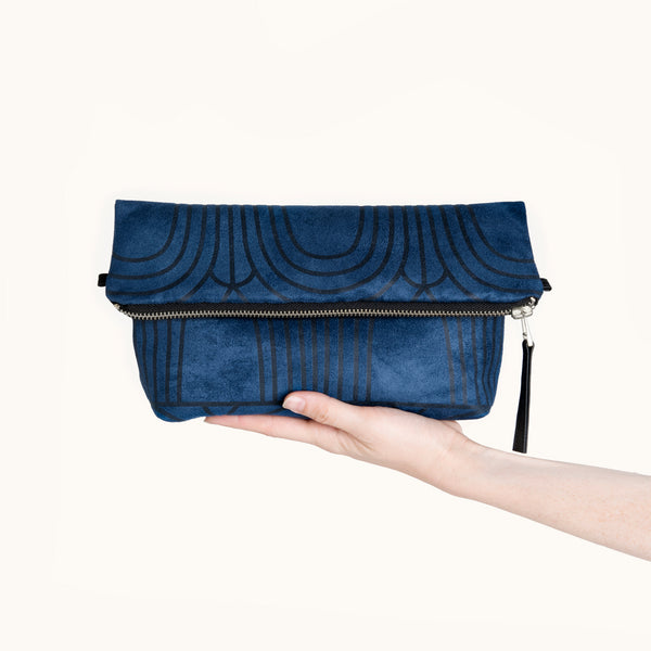 Lee Coren Arches Everything Crossbody & Clutch Vegan Bag