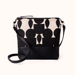 Vegan Crossbody Bag & Foldover Clutch By Lee Coren