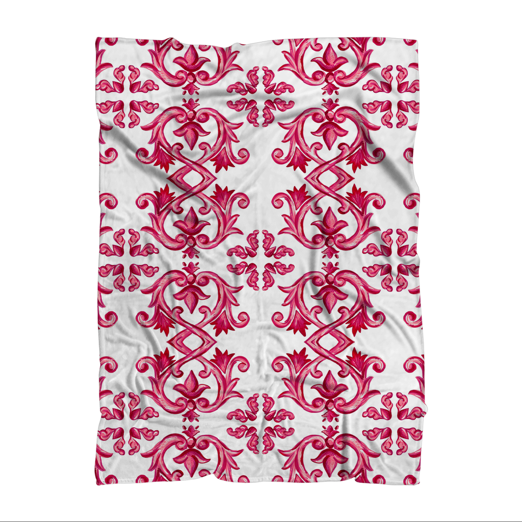Picnic Blanket - Maiolica Red
