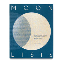 Load image into Gallery viewer, Moon Lists Workbook by Leigh Patterson