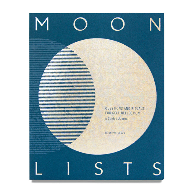 Moon Lists Workbook by Leigh Patterson