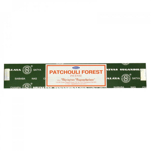 Patchouli Forest Incense