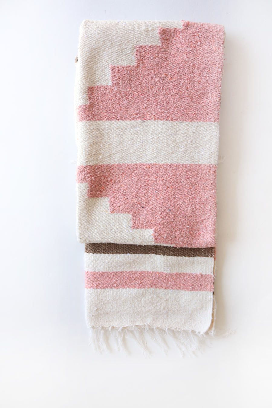 Canyon Rose // Handwoven Blanket (New Limited Edition)
