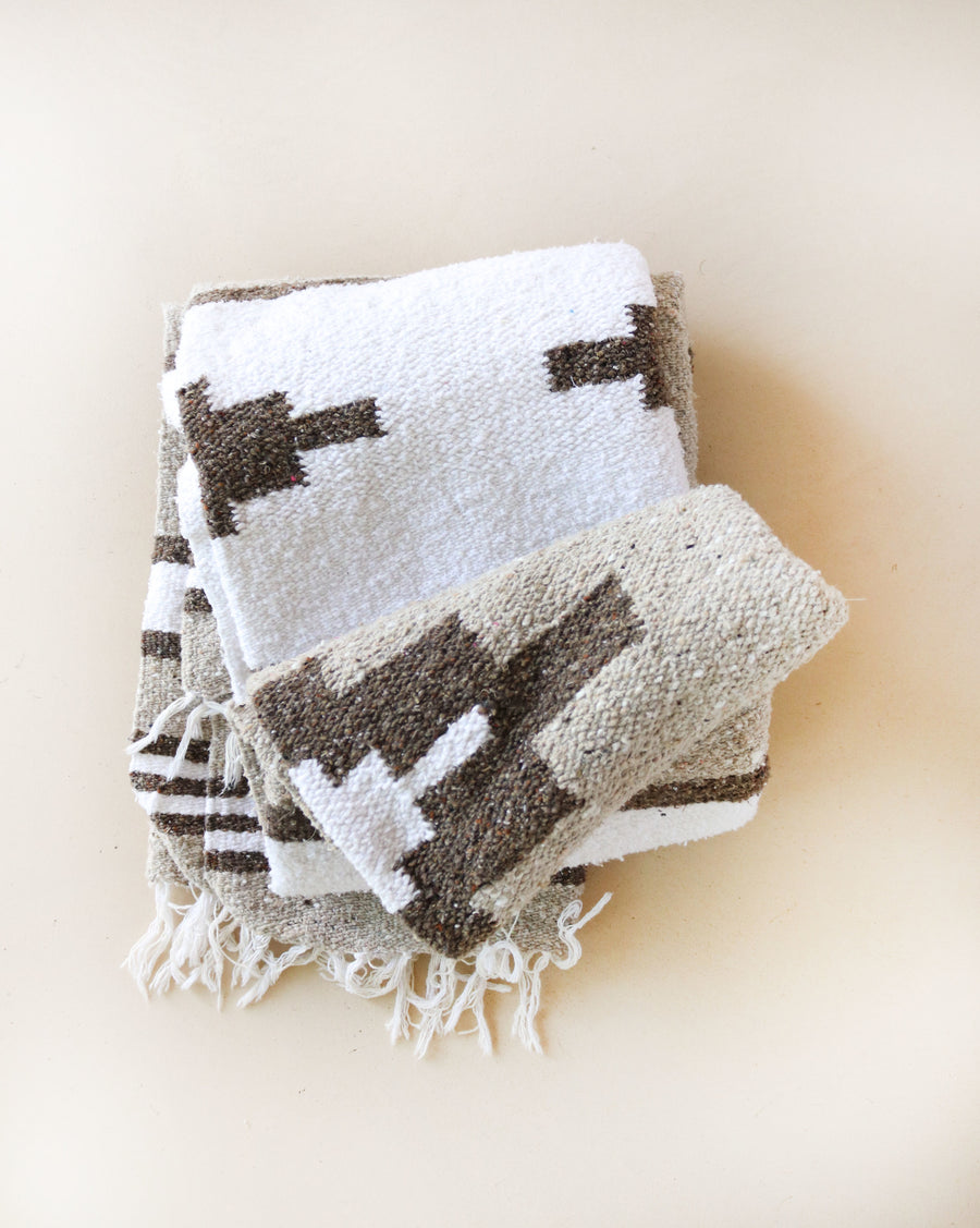 Las Cruces // Handwoven Blanket