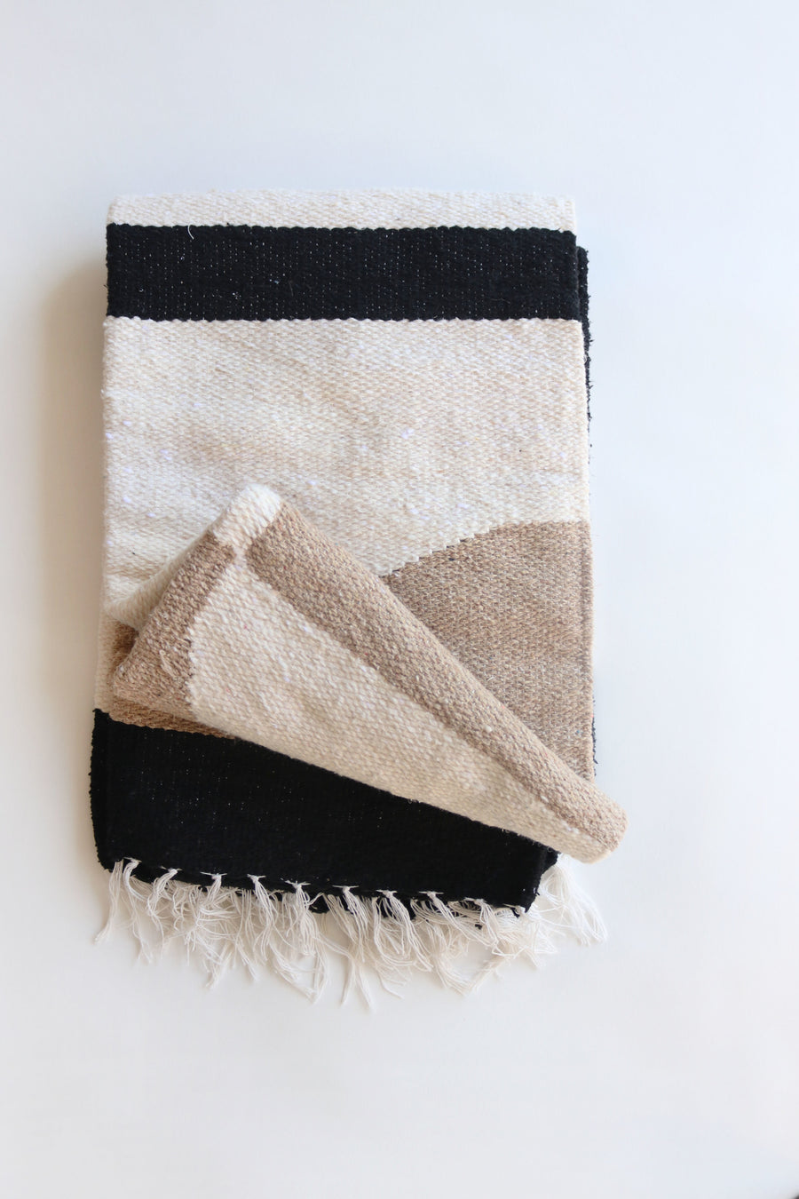 The Pismo // Handwoven Blanket