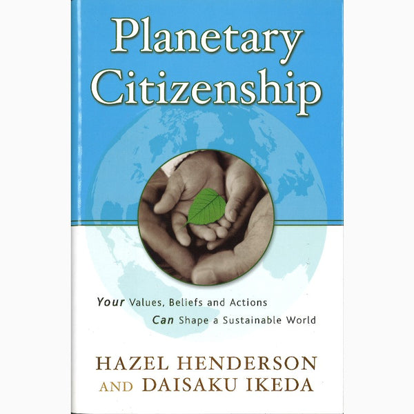 Planetary Citizenship (Hardcover)