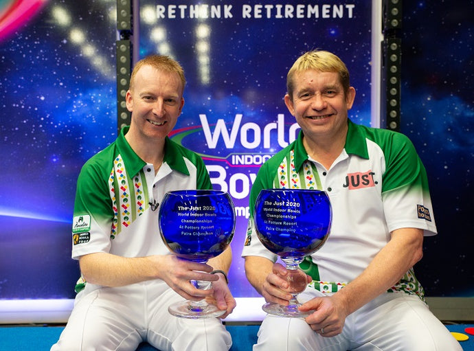 A look back on the Just 2020 World Indoor Bowls Championships