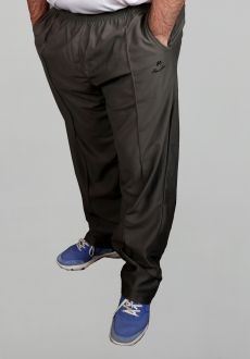 Henselite Grey Unzipped Sports Trousers