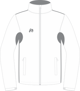 Henselite Gents Full Zip Fleece Jacket