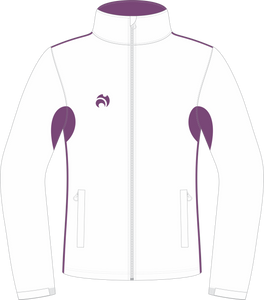 Henselite Ladies Full Zip Fleece Jacket