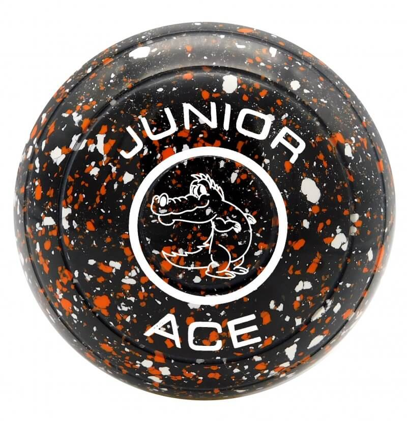 Taylor Bowls Coloured Junior Ace Set