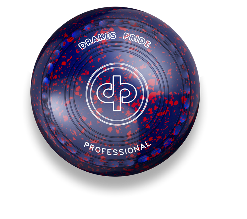 Drakes Pride Professional Coloured Bowl Set