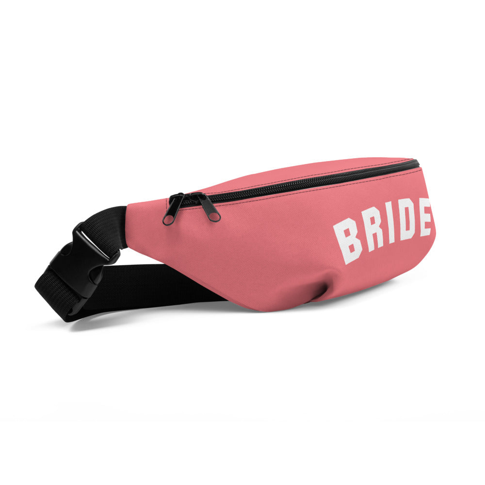 Bride Fanny Pack - Pink