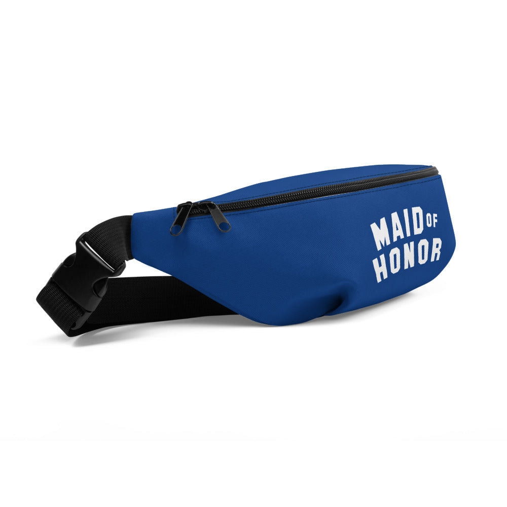Maid of Honor Fanny Pack - Navy