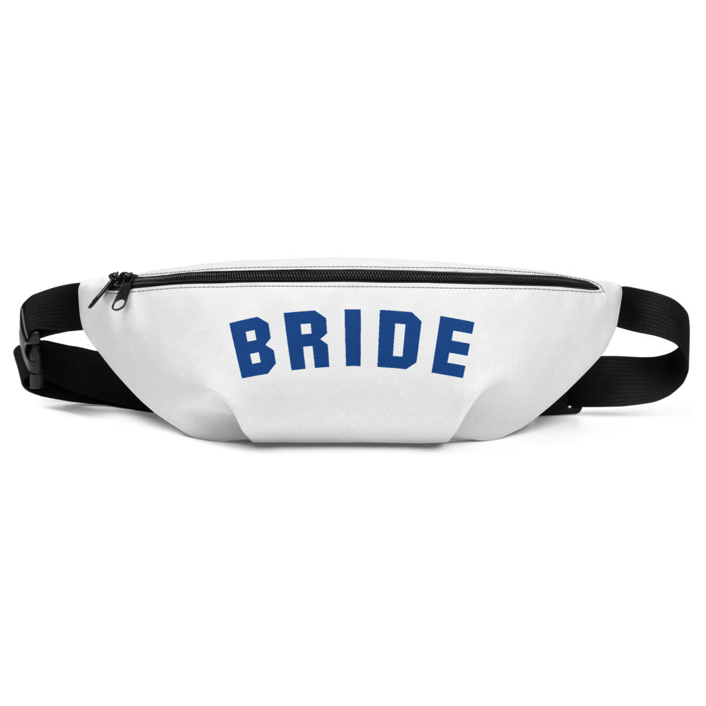Bride Fanny Pack - White