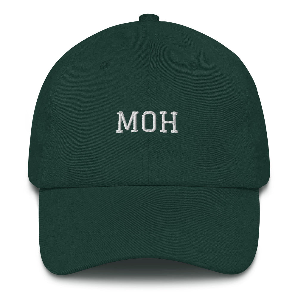 Monogrammed Customizable Hat