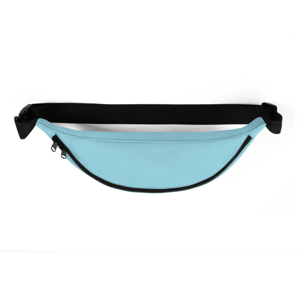 Babe Fanny Pack - Light Blue