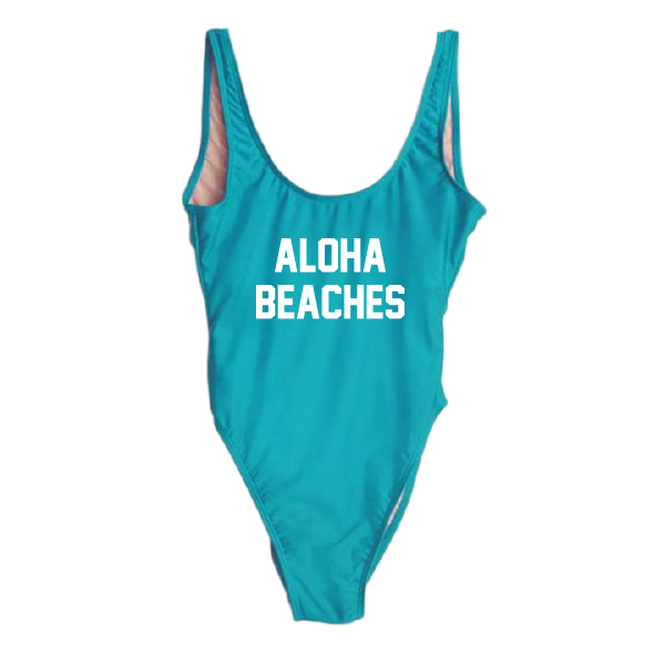 Aloha Beaches One Piece
