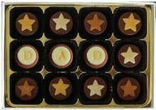 Load image into Gallery viewer, Caramel Stars - Box of 12, 16 or 24