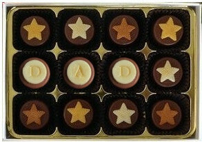 Caramel Stars - Box of 12, 16 or 24