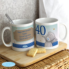 Load image into Gallery viewer, Personalised Me To You Birthday Big Age Pink or Blue Mug