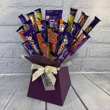 Load image into Gallery viewer, The Cadbury Chocolate Bouquet