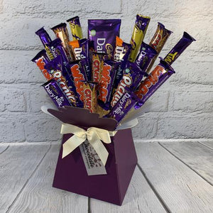 The Cadbury Chocolate Bouquet