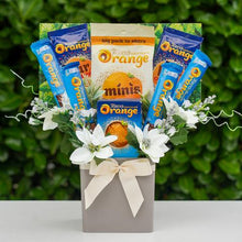 Load image into Gallery viewer, The Christmas Terry's Chocolate Orange Selection Bouquet