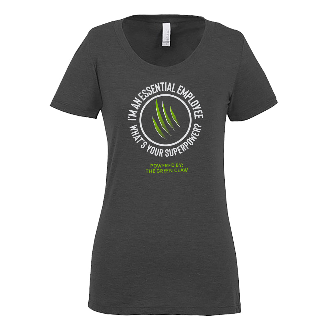 Superpower T-Shirt - Essential Employee (Women's)