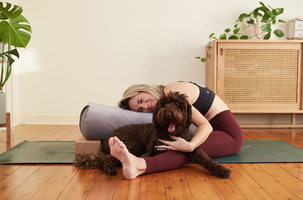 Act of Love | Yoga at Home with Ali Browning featured image