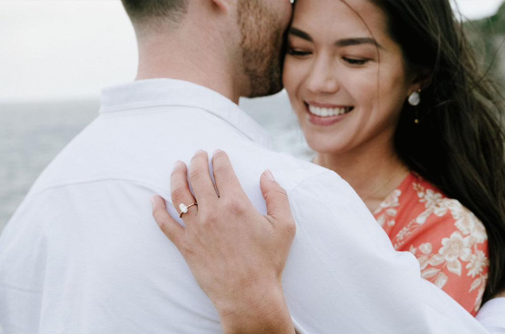 The Signature Solitaire Series | Michael & Kirsten featured image