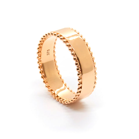 Dotted Cuff Ring