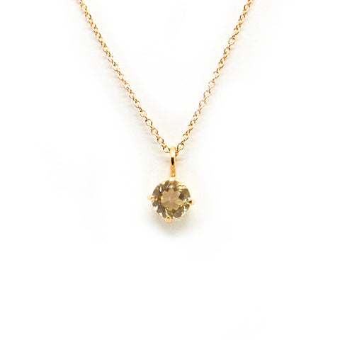 Savannah Sunstone Necklace