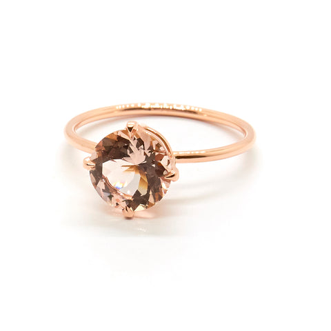 The Everyday Precious Morganite ring