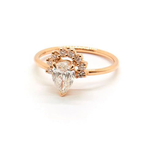 Rose Ring | Diamond
