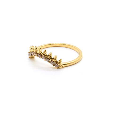 Aurie Ring | Diamonds