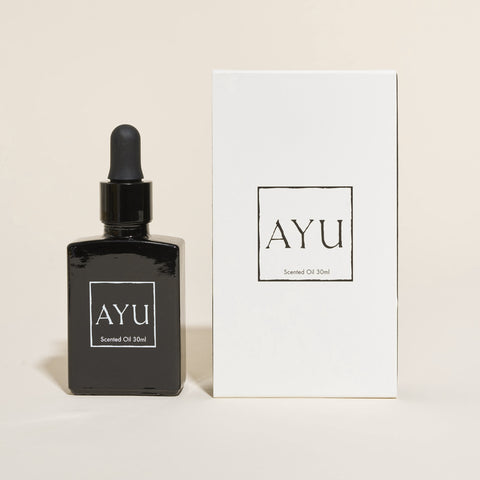 AYU Scented Oil | White Oudh