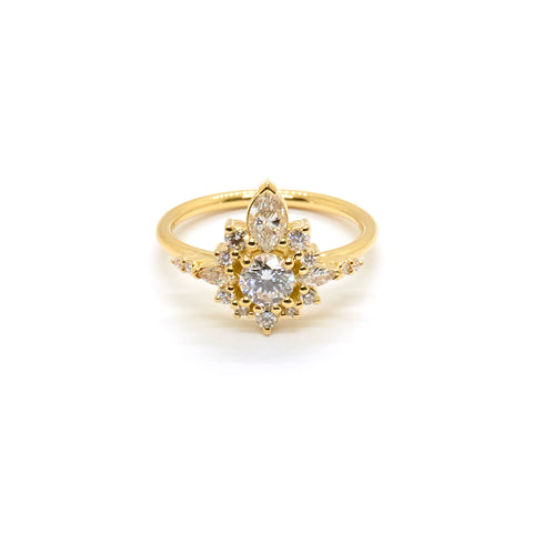 Diamond Engagement Ring | Bespoke 1679